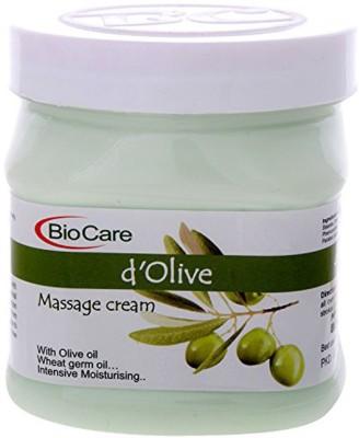 Gemblue Biocare d,olive massage cream