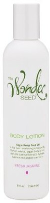 The Wonder Seed Hemp Body Lotion, Fresh Jasmine