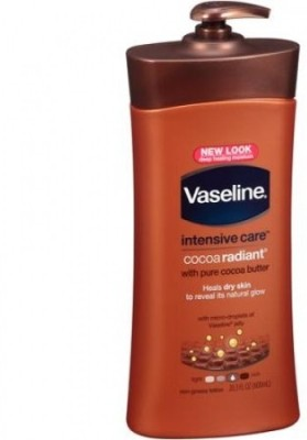 Vaseline intensive Care Radiant With Pure Cocoa Butter