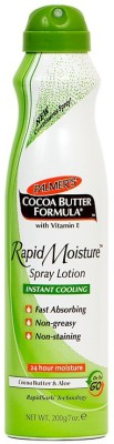 Palmers Cocoa Butter Formula Rapid Moisture Instant Cooling Spray