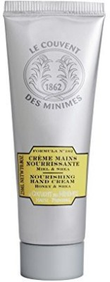 Le Couvent des Minimes Nourishing Hand Cream, Honey And Shea