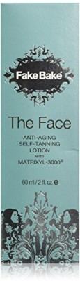 Fake Bake the face self-tanning lotion with matrixil -