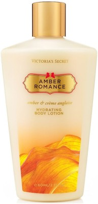 Victoria's Secret Amber Romance & Creme Anglaise Hydrating Body Lotion
