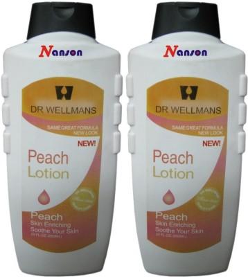 Nanson Peach Lotion