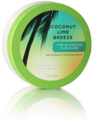 Jitonrad Bath Body Works Coconut Lime Breeze Intense Moisture Body Butter