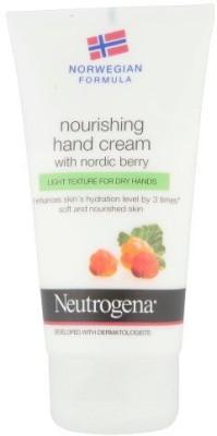 Neutrogena Norwegian Formula Nourishing Hand Cream with Nordic Berry ()
