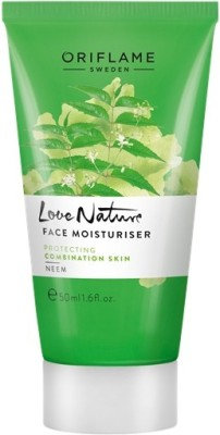 Oriflame Sweden Love Nature Face Moisturiser