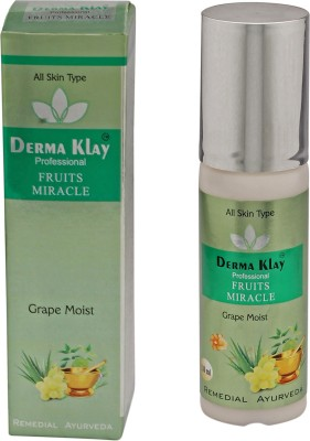DERMA KLAY Professional Fruits Miracle Grape Moist