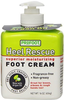 Profoot Heel Rescue Foot Cream, (Pack Of 3)