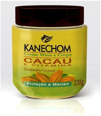 Kanechom Brazilian Cacao And Vitamic C Body & Hand Cream(230 g)