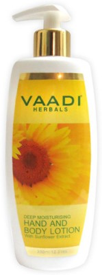 Vaadi Herbals Hand & Body Lotion