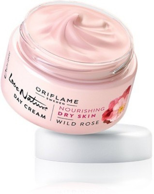 Love Nature Day Cream Wild Rose