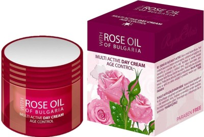 Bio Fresh Rose Oil of Bulgaria Day Cream with Multi Active, Age Control
