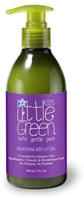 Little Green kids nourishing body lotion 8oz (240ml)
