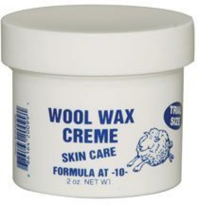 Jubujub Wool Wax Creme Lightly Scented 00099