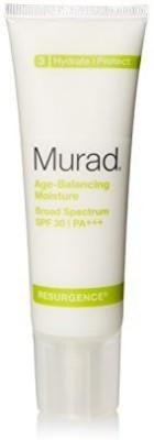 Murad resurgence age-balancing moisture broad spectrum spf 30 | pa - 1.7 oz