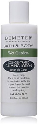 Demeter Calming Lotion, Wet Garden