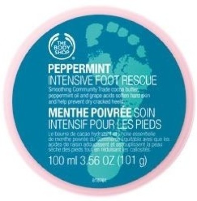 The Body Shop Peppermint Intensive Foot Rescue(100 ml)