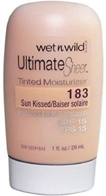 Wet ,n Wild Wet ,n, Wild Ultimate Sheer Tinted Moisturizer, SPF 5, Sun Kissed 83