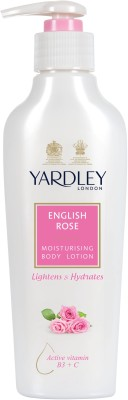 Yardley English Rose Moisturising Body Lotion