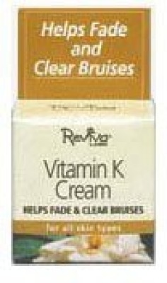 Reviva Labs Vitamin K Cream, -- 3 per case.