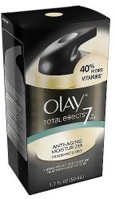 Olay Total Effect 7 In 1 Anti-Aging Fragrance Free Moisturizer