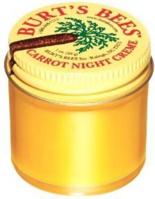 Burt s Bees Carrot Nutritive Night Creme