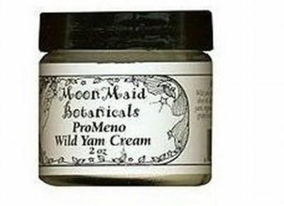 MoonMaid Botanical Skin Care MoonMaid Botanicals: Pro-Meno Wild Yam Cream
