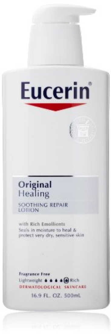 Eucerin Original Healing Soothing Repair Lotion