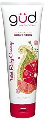 Gud Natural Body Lotion Red Ruby Groovy Grapefruit & Thyme
