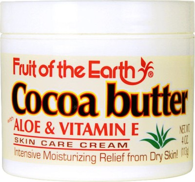 Fruit of the Earth Skin Care Cream - Cocoa Butter