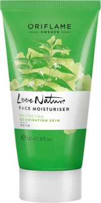 Oriflame Sweden Love Nature Face Moisturiser Neem
