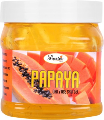 Luster Papaya Massage Skin Gel