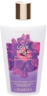 Victoria's Secret Love Spell Cherry Blossom & Peach Hydrating Body Lotion