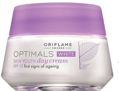 Oriflame Sweden Optimals White Skin Youth Day Cream Spf 15