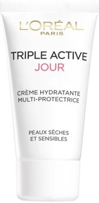 L,Oreal Paris Triple active day light moisturiser
