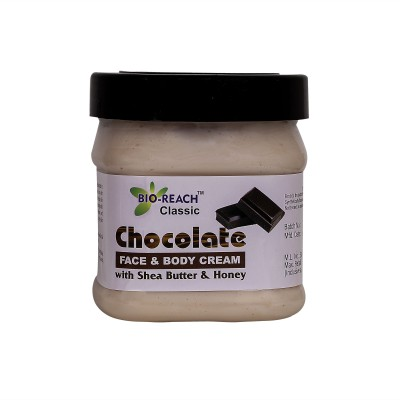 Bio Reach Chocolate Face And Body Cream