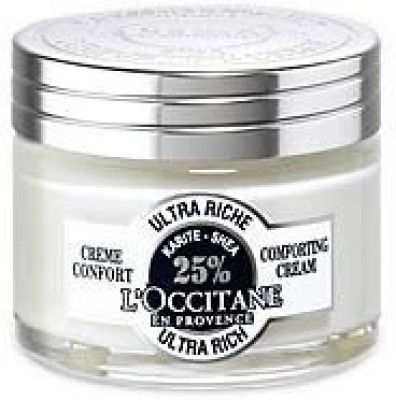 LOccitane Loccitane Shea Ultra Rich Comforting Face Cream, 1.7 Fl. Oz.