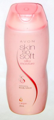 Avon Skin so soft replenishing hand and body lotion