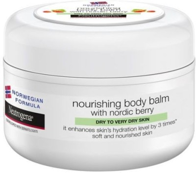 Neutrogena NORWEGIAN FORMULA NOURISHING BODY BALM WITH NORDIC BERRY