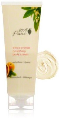 Unknown 100% Pure Blood Orange Nourishing Body Cream