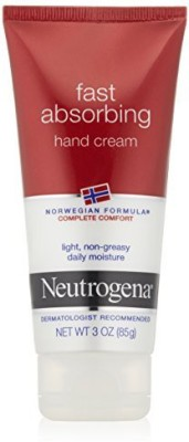 Neutrogena Norwegian Formula Fast Absorbing Hand Cream, (pack Of 3)(85 g)