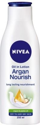 Nivea Argan Nourish Body Lotion