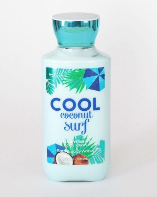 BATH AND BODY WORKS COOL COCONUT SURF