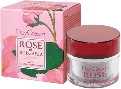 Bio Fresh Rose Of Bulgaria Day Cream With Natural Rose Water