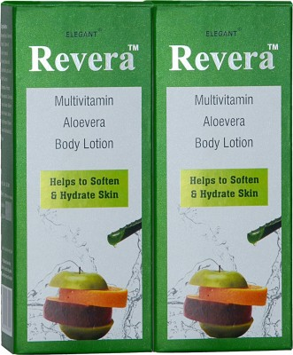 Revera Aloevera With Multivitamin Lotion