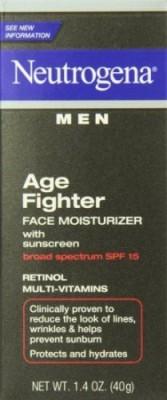 Neutrogena Face Moisturizer with Sunscreen