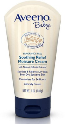 Aveeno Soothing Relief Moisture Cream