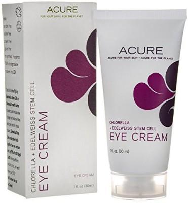Acure Eye Cream Chlorella Edelweiss Stem Cell Organics Cream