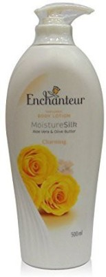 Enchanteur Charming Moisture Silk Body Lotion
